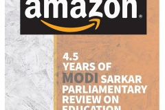 4.5Y of Modi Sarkar Available at Amazon.in