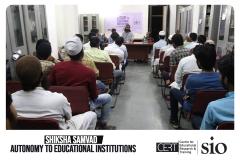 Autonomy to Educational Institutions