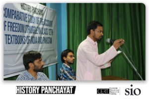 History Panchayat – Truths, untruths, half-truths & silences