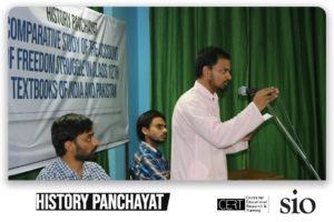 History Panchayat – Truths, untruths, half-truths & silences