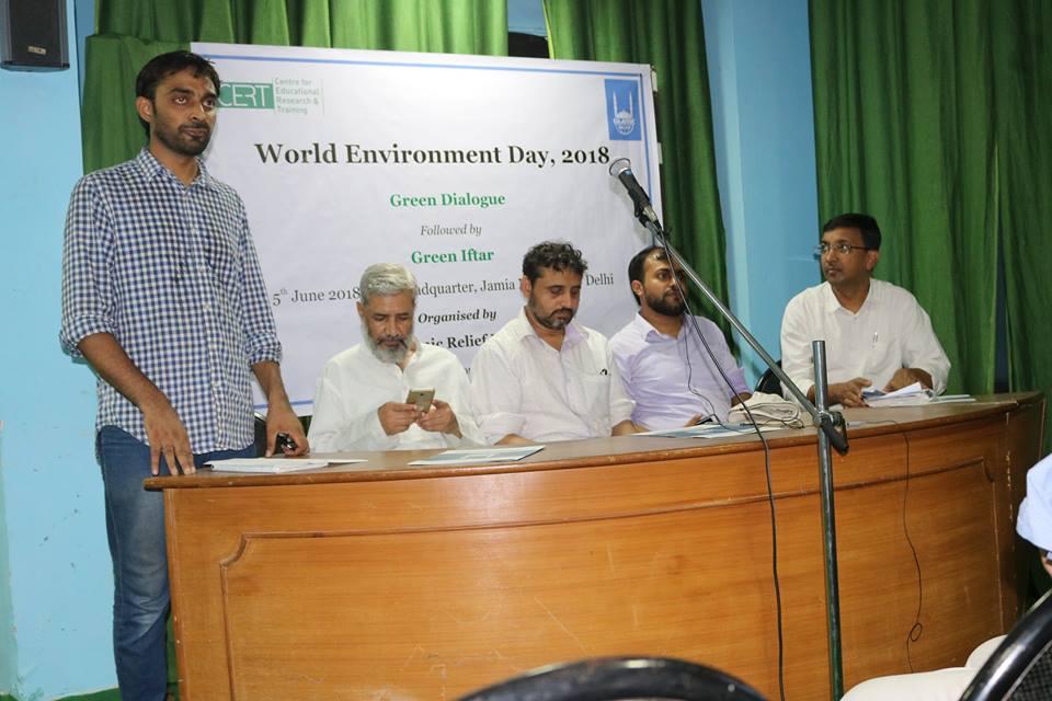 Green Dialogue on World Environment Day