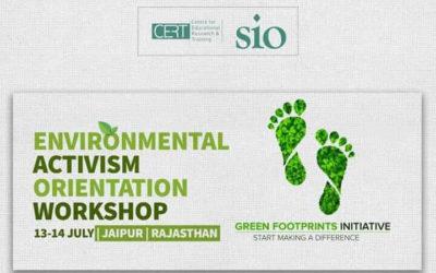 Green Footprints Workshop